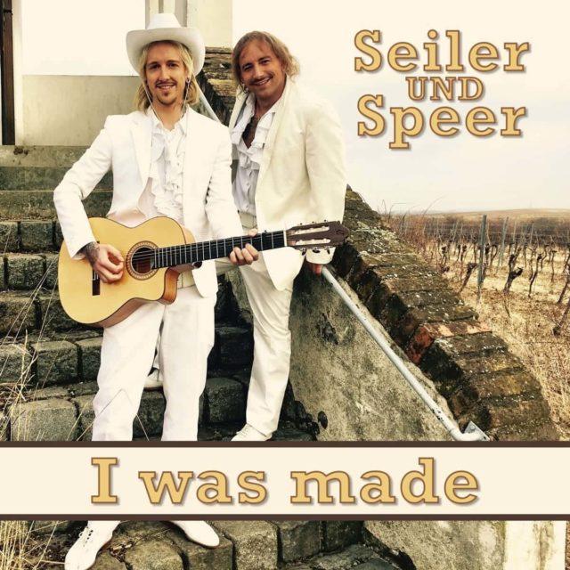 Seiler und Speer Single Cover I was made
